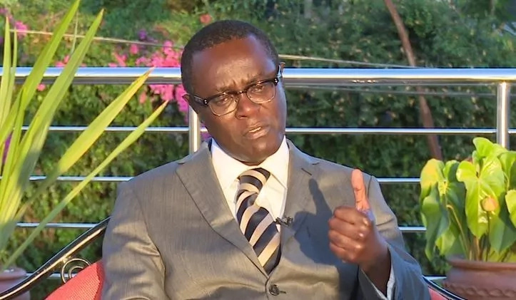 Controversial political analyst Mutahi Ngunyi on the spot for Nkaissery comments
