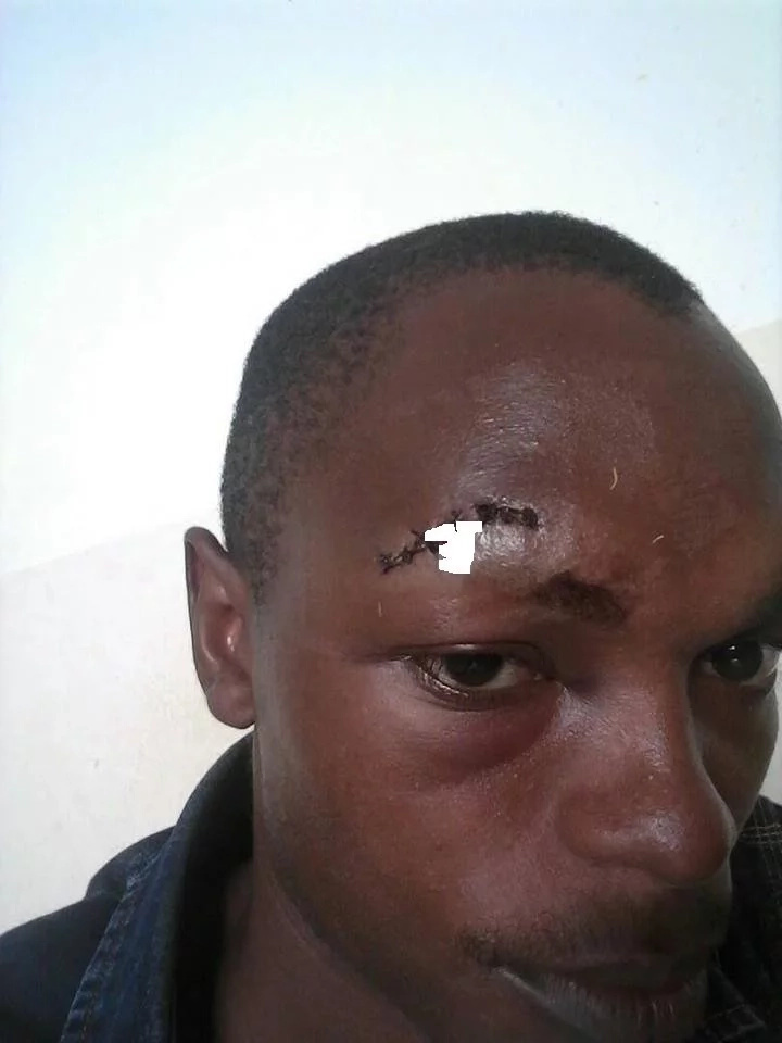 FAST RISING gospel singer involved in a GORY road accident (Photos)