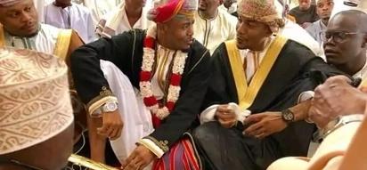 Bongo star Ali Kiba marries Kenyan lover and TUKO.co.ke has all the details