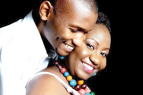 Dj Soxxy and Anne Wanjiku