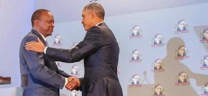 10 Things Uhuru Promised Obama On Anti-Corruption Fight, White House