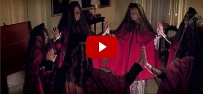 WATCH: Video of new Illuminati ritual leaked, what they did to worship Satan will shock you!