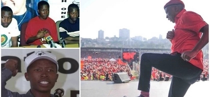 A look at Julius Malema: The road that led to the EFF