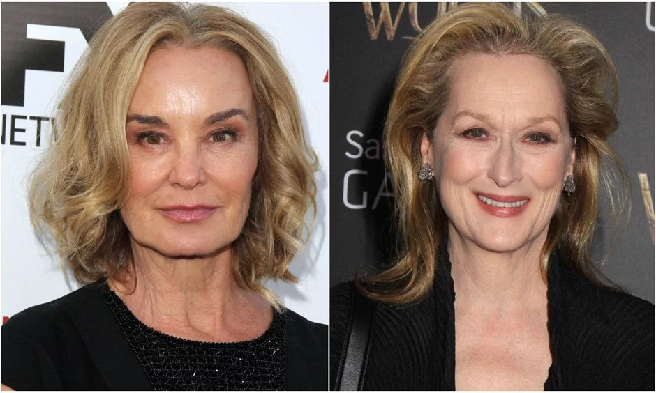 Plastic Surgery vs Natural Aging: How same-aged stars age differently