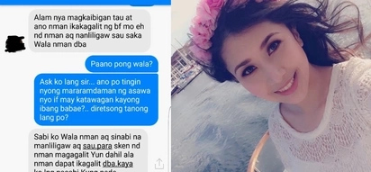 Married man tries to flirt with this beautiful chic who's already taken and this is what he gets in return