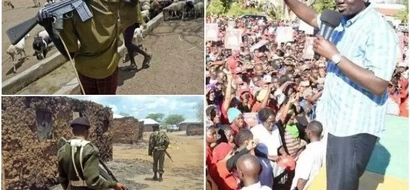 Chief killed metres away from DP Ruto during his visit in Baringo