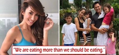 Eto pala ang sikreto! Ina Raymundo reveals secret to her enviably small 27-inch waistline at 41!