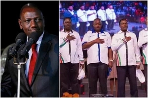 DP Ruto takes an unexpected turn, heaps praises on NASA