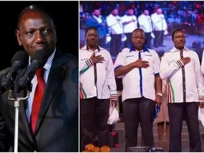 Hii ndiyo ngome pekee ya Jubilee ambapo NASA itapeleka kampeni zake wiki ijayo