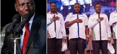 DP Ruto takes an unexpected turn, heaps praises on NASA