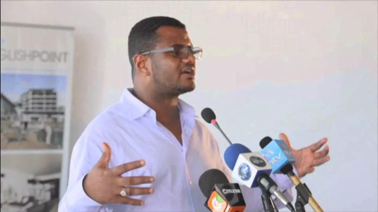 Hassan Omar wa WIPER pia ni mlaji RUSHWA na anadaiwa kuitisha KSh. 1Milioni