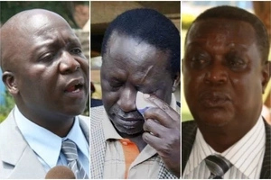 Raila's brother and cousin clash bitterly after losing in ODM nominations