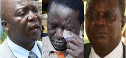 Family feud - Odinga to sue Midiwo, details
