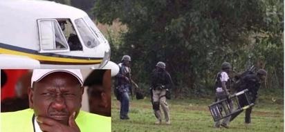 Polisi wafichua habari za kushangaza kuhusu mvamizi hatari wa boma la William Ruto
