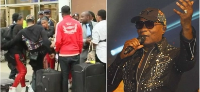Deported Congolese singer Koffi Olomide set to perform at Devolution conference in Kakamega