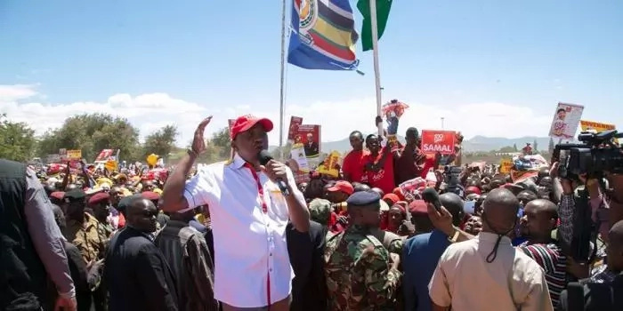 NASA in Isiolo days after Uhuru was met with violence