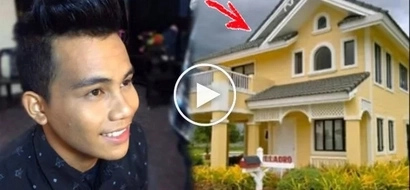 Mapapawow ka! Tawag winner Noven Belleza shows off brand new house and it's a sight to behold! Take a look!