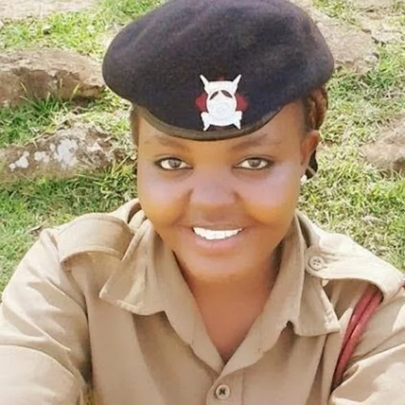 6 photos that prove that Kenyan women police are beautiful