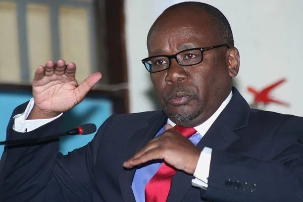 Attorney General Githu Muigai resigns, Uhuru replaces him