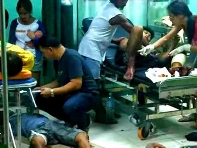 Terror attack in Hilongos? 33 hurt after 2 IEDs exploded at town plaza