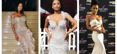 5 times Ayanda Thabethe lit up the red carpet