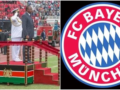 Kenyans excited after Bundesliga champions Bayern Munich wish Kenyans a happy Jamhuri Day