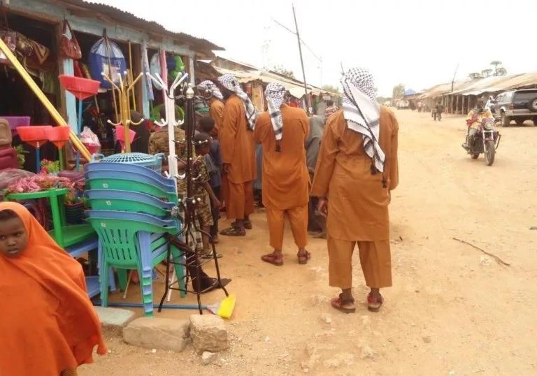 Kambi ya jeshi yavamiwa tena na al-Shabaab Somalia