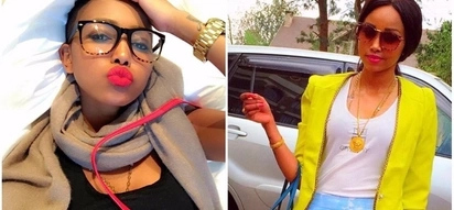 To tame Raila Odinga, Uhuru needs to be a dictator-Socialite Huddah Monroe
