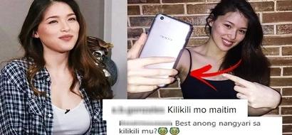 Palaban siya! Kylie Padilla finally fires back against disrespectful netizens who made fun of her underarm