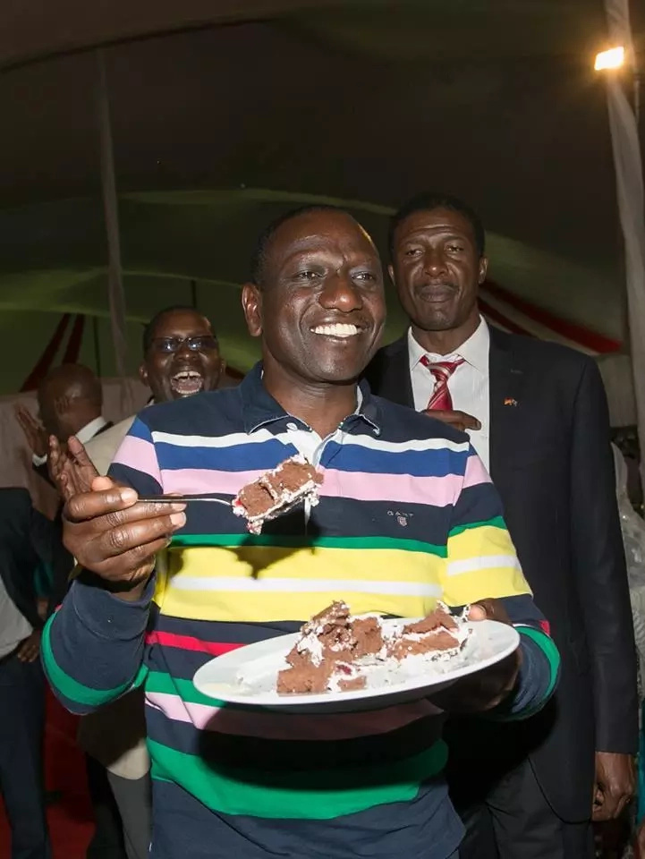 Everything you missed from William Ruto's 50th birthday celebration
