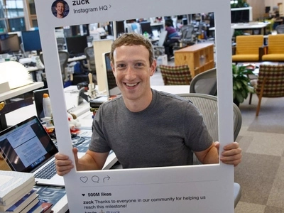Mark Zuckerberg does this trick and you should too!
