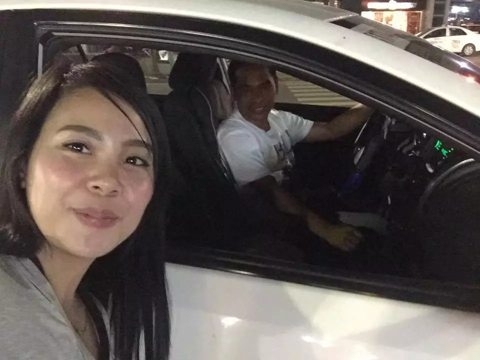 Honest Cebu taxi driver returns phone to owner
