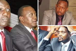 Uhuru allies come out gun blazing after being 'declared unfit' for elections