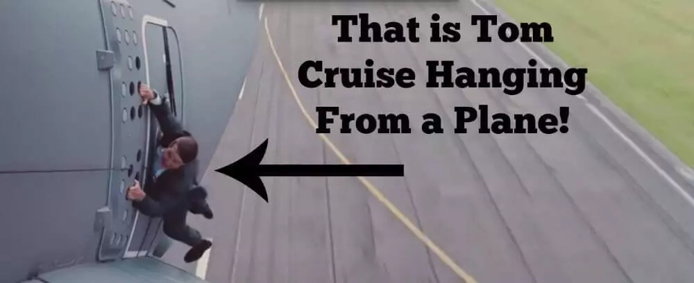 15 Riveting things you probably didn't know about Tom Cruise - Bloggable facts about Ethan Hunt!