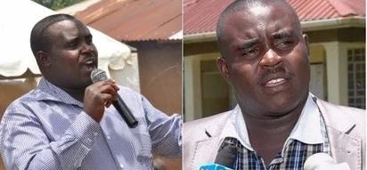Seneta mteule asababisha kisanga wakati wa kuapishwa kwa Gavana Oparanya, Kakamega