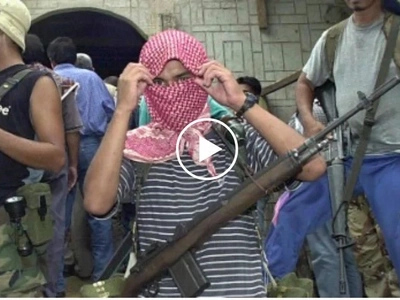 [WATCH] Abu Sayyaf captives beg Duterte for help