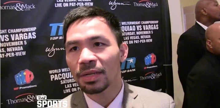 "Pacquiao: ""My mistake was comparing gay people to animals"""