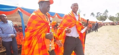 Jubilee now 'links' Raila Odinga to drug trafficking