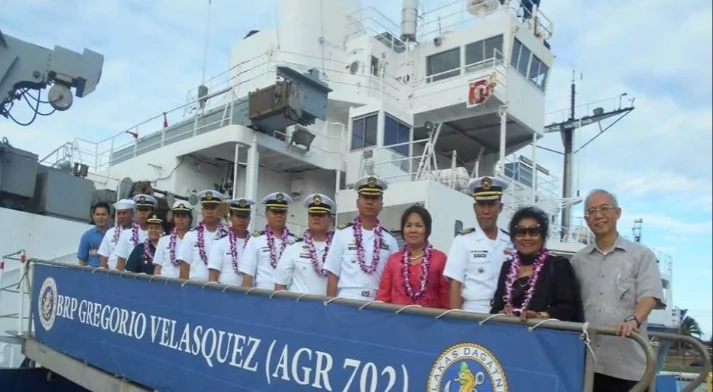 [VIDEO] PH Navy gets dedicated research ship