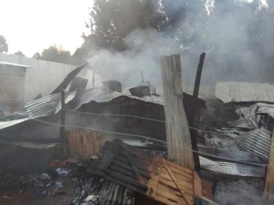 Three dorms burnt as school fires return in Kenya