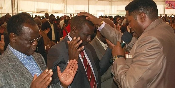 Lawsuits aside, Ruto attacks CORD as he woos voters in Kisii