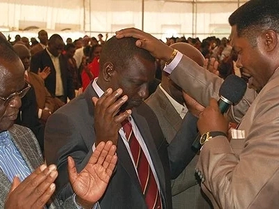Do not turn against the 2022 anointed President William Ruto, Rift Valley residents warned