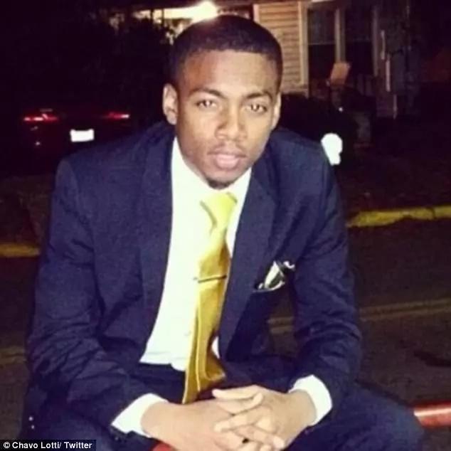 Mona's grandson Chavis Walker