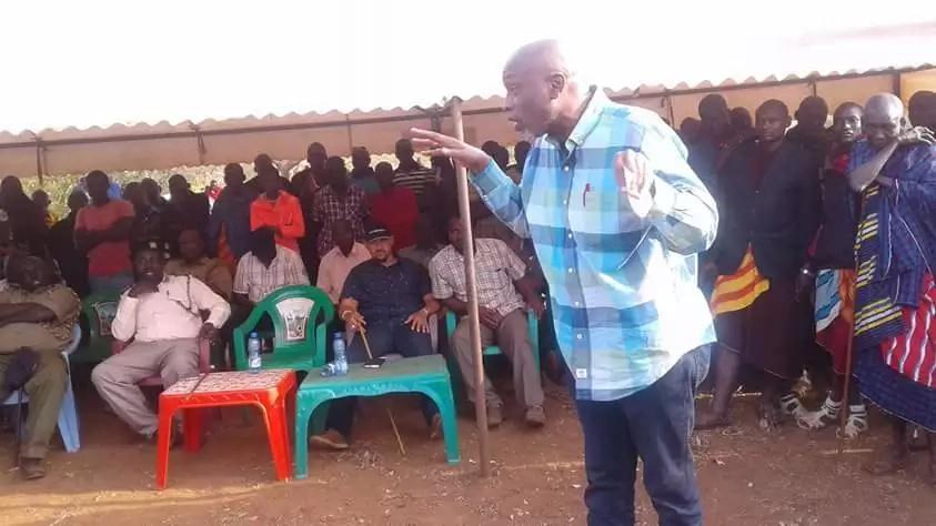 Uhuru na Jubilee walivyomkeketa maini marehemu Seneta Juma Boy (video)!