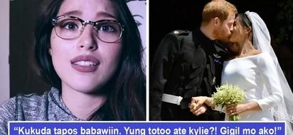 Nag-iba bigla ihip ng hangin! Kylie Padilla binawi ang nega comment sa kasalang Prince Harry at Meghan Markle, 'My favorite prince...'