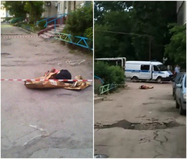 Heart-wrenching! Jobless man dumps mum's corpse in the street because he cannot afford burial costs