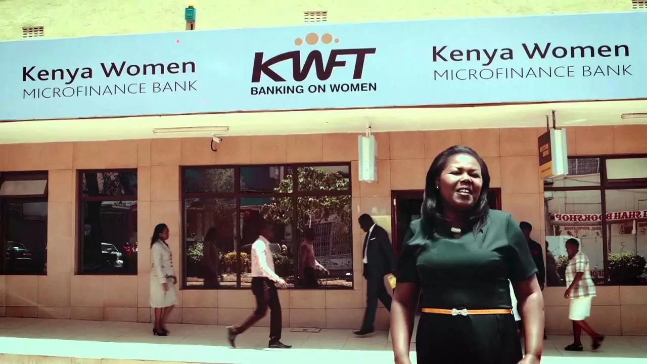 KWFT Kenya options
