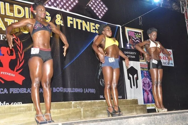 Uganda's female BODYBUILDERS battling stigma, say they can achieve what any man can (photos, video)
