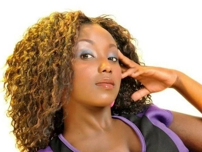Picha hizi za Celina wa Mother-in-Law zitawadodosha mate #Team Mafisi