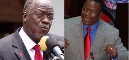 Tanzania's Opposition leader shot